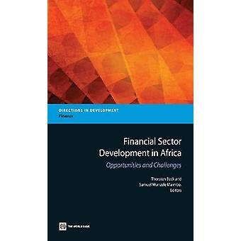 Desenvolvimento do Sector Financeiro na África por Beck & Thorsten
