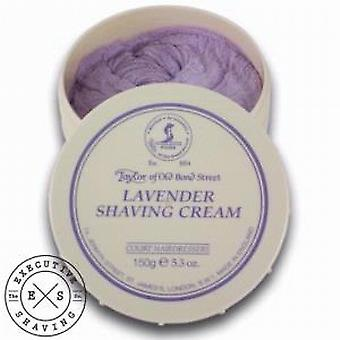 Taylor of Old Bond Street Lavender Shaving Cream (150g)