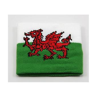 Union Jack tragen Wales Flagge Armband