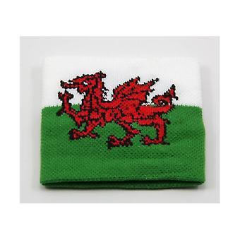 Union Jack bära Wales flagga armband