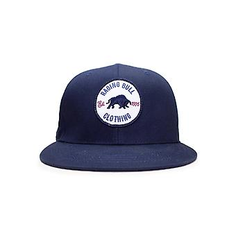 Patch Snapback Cap - Navy