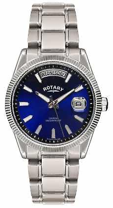 Rotary Gent's  Stainless Steel Bracelet  Havana GB02660/05 Watch