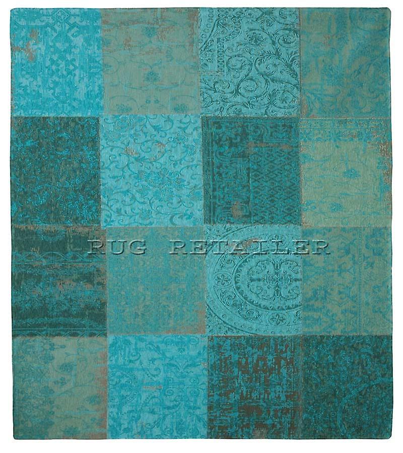 Tapis - Vintage - Multi Azur 8015