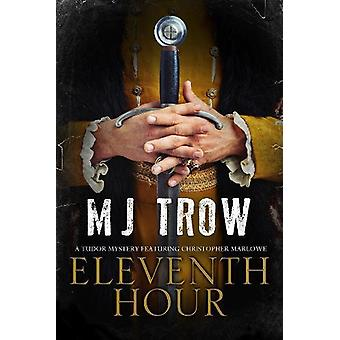 Eleventh Hour by M.J. Trow - 9780727893420 Book
