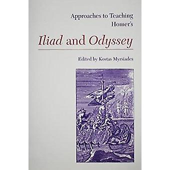 Approaches to Teaching Homers (Approaches to Teaching World Literatur