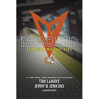Rescued by Jerry B Jenkins - Tim LaHaye - 9781414399539 Book