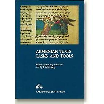 Armenian Texts - Tasks and Tools by Henning Lehmann - J. J. Weitenber