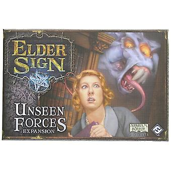 Elder Sign Expansion Unseen Forces Board Game