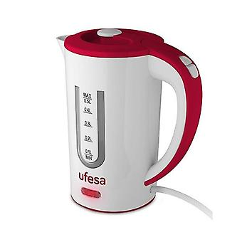 Kettle UFESA HA7010 0.5 L 800W Blanco