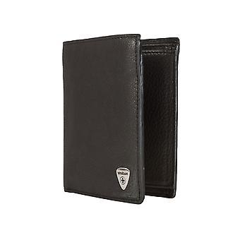 Strellson mens wallet portefeuille sac à main noir 1527