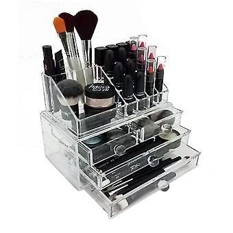 OnDisplay Rachel Tiered Acrylic Cosmetic/Makeup Organizer