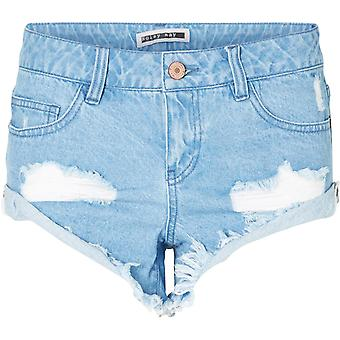 Laut Mai Fran Distressed Denimshorts