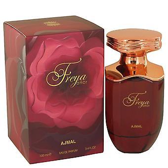 Freya Amor Eau De Parfum Spray By Ajmal 100 ml