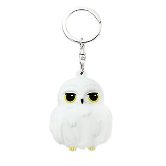 Schlüsselanhänger - 3D PVC figürliche - Harry Potter - Hedwig 48043