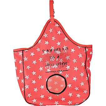Imperial Riding Star Icon Hay Bag - Diva Pink