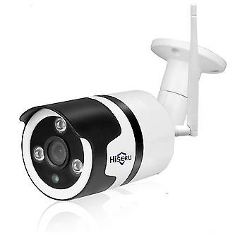 Au hiseeu wifi camera outdoor bullet hd 720p ip camera waterproof wireless cctv video recorder