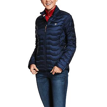 Ariat Ideal 3.0 Womens Down Jacket - Navy Blue