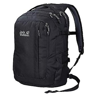 Jack Wolfskin Jack.Pot De Luxe Black Backpack - 55 x 39 x 8 cm - 32 Litres
