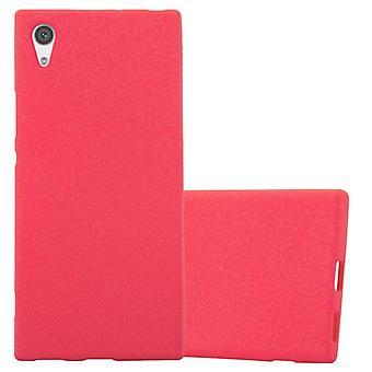 Cadorabo Hülle für Sony Xperia XA1 Case Cover - Handyhülle aus flexiblem TPU Silikon – Silikonhülle Schutzhülle Ultra Slim Soft Back Cover Case Bumper
