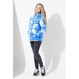 Hype Clouds Kids Puffer Jacket