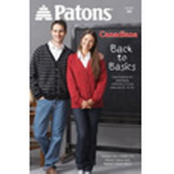 Patons Canadiana Back To Basics Pa 1001