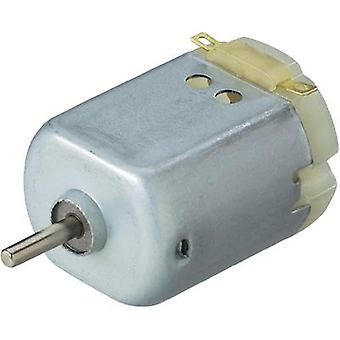 Miniature brushed motor Motraxx SFK-130SH-14190 26550 rpm