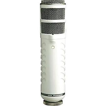 USB studio microphone RODE Microphones Podcaster Corded incl. cable