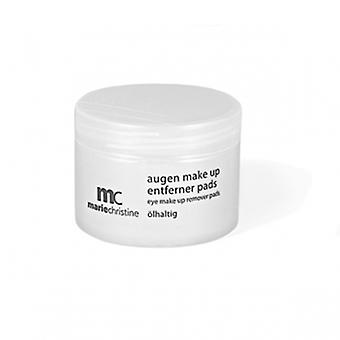 MC Marie Christine oog make-up Remover pads