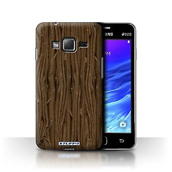 STUFF4 Case/Cover for Samsung Z1/Z130/Flake/Chocolate