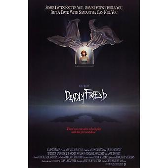 Dødbringende ven film plakat (11 x 17)