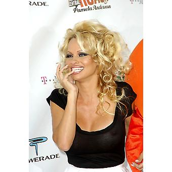 Pamela Anderson At Arrivals For Comedy Central Celebrity Roast Of Pamela Anderson Sony Studios Los Angeles Ca August 07 2005 Photo By Michael GermanaEverett Collection Celebrity