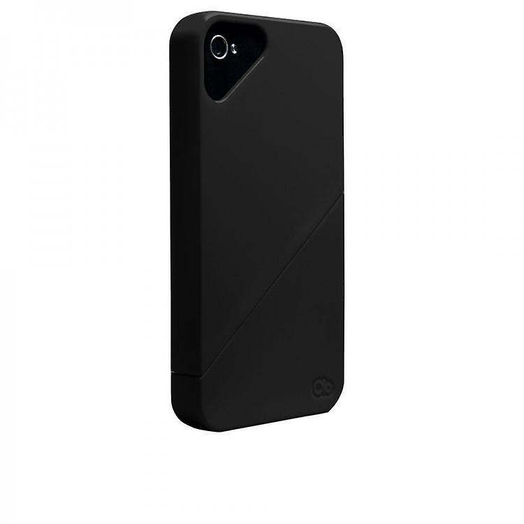 OLO OLO019594 Cumulo solid 2 piece case cover iPhone 4 / 4s black