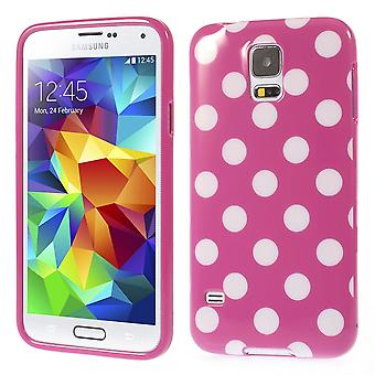 Protective case for mobile Samsung Galaxy S5 / S5 neo