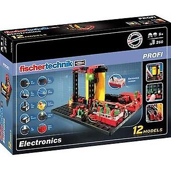 Science kit (box) fischertechnik Electronics 524326 9 years and over