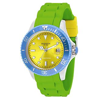 Candy Time by Madison N.Y. Uhr Unisex U4484G