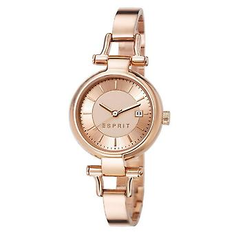 ESPRIT ladies watch wristwatch Zeo stainless steel Rosé ES107632006