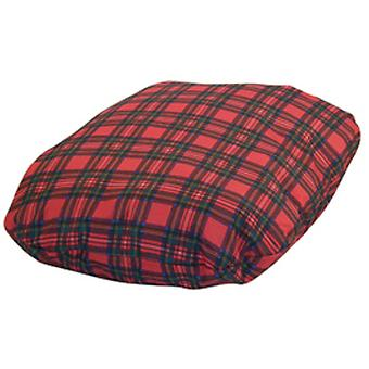 Royal Stewart Tartan Fibre Bed Cover Size 4 92x127cm