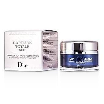 Christian Dior Capture Totale Nuit intensivo noite reparadora Creme (recarregável) - 60ml/2,1 oz