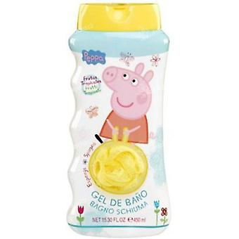 Peppa Pig Shower Gel + Sponge