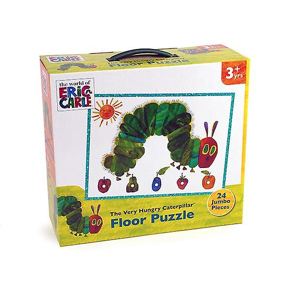 The Very Hungry Caterpillar 24 piece Jumbo Floor Puzzle for 3 yrs+