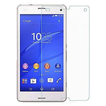 100% Genuine Tempered Glass Film Screen Protector for Sony Xperia Z3 Compact