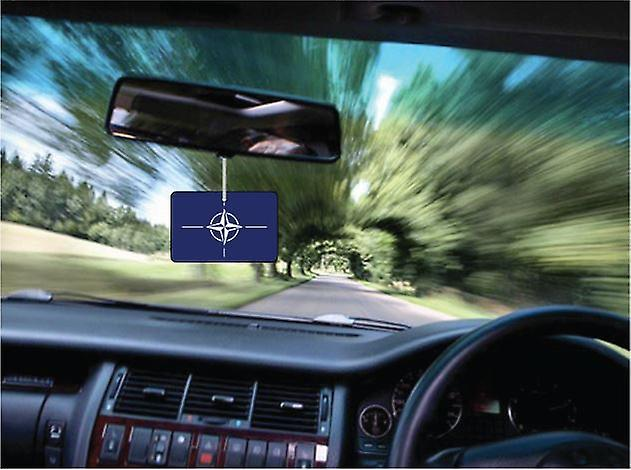 NAVO Noord-Atlantische Verdrag organisatie auto luchtverfrisser