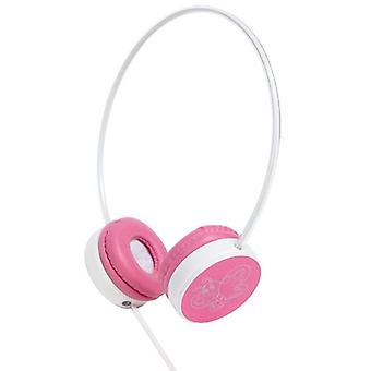 Groov-e My First Headphones for Children with Volume Limiter - Pink Butterfly