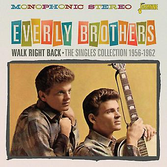 Gå højre Back - Singles Collection 1956-1962 af Everly Brothers