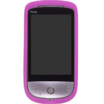 Wireless Solution - Silicone Gel Case for HTC Hero (CDMA); PCD ADR6250 (Hero) -