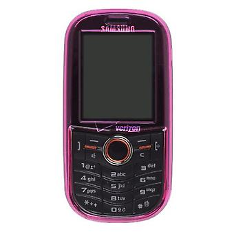 Wireless Solutions Snap-On Case for Samsung Intensity SCH-U450 - Pink