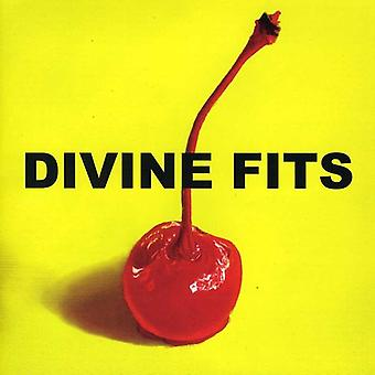 Divine Fits - Thing Called Divine Fits [CD] USA import