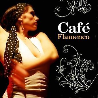 Cafe Flamenco - Caft Flamenco [DVD] USA importere