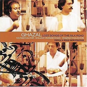Ghazal - Lost Songs av Sidenvägen [CD] USA import