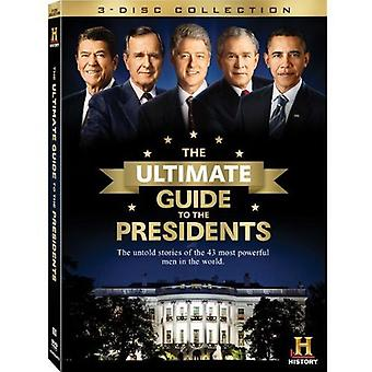 Ultimate Guide to the Presidents [DVD] USA import